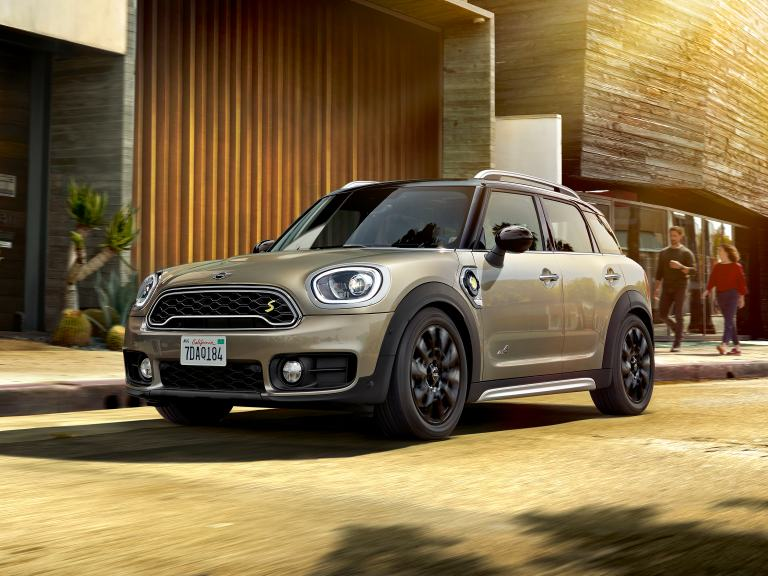 MINI Countryman hybrydowe